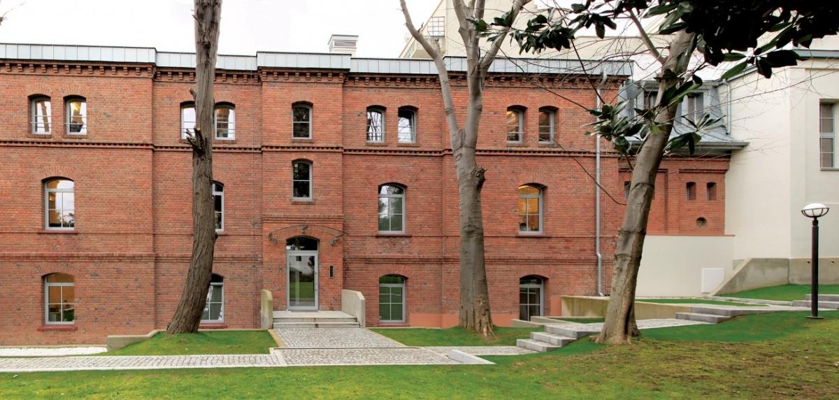 Deutsches Generalkonsulat Sanierung des Kavas-Hauses