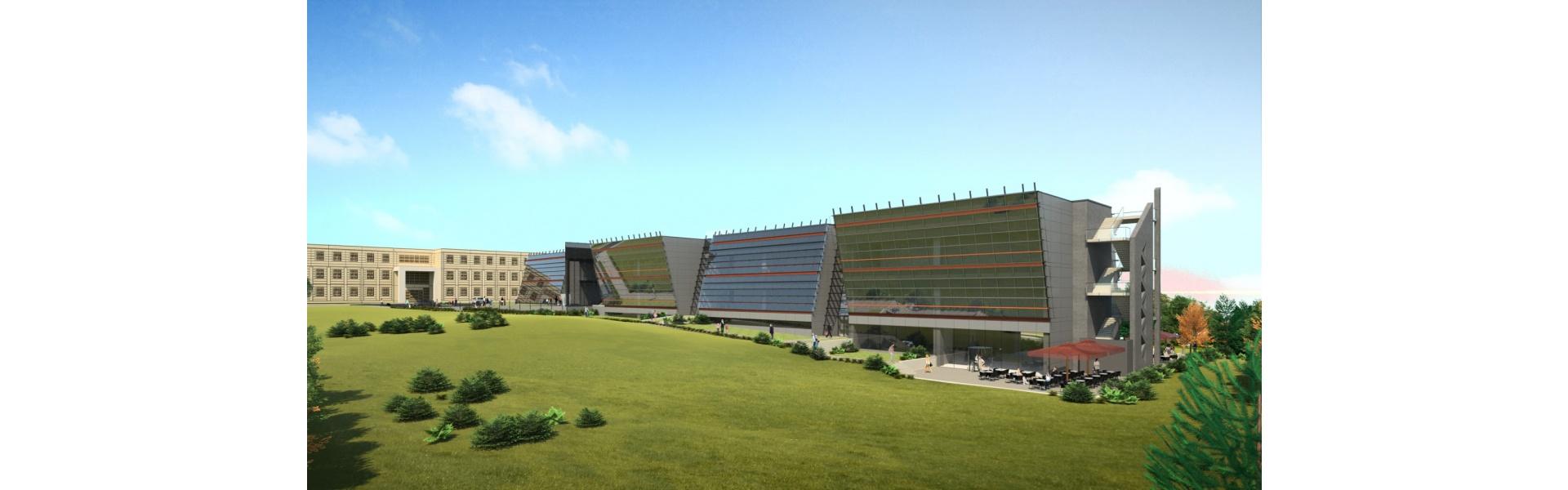 Bogazici University Kandilli Science And Technology Complex 002