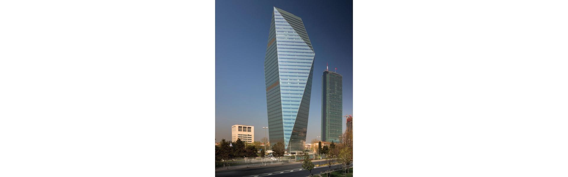 Crystal Tower 003 Fernando Guerra
