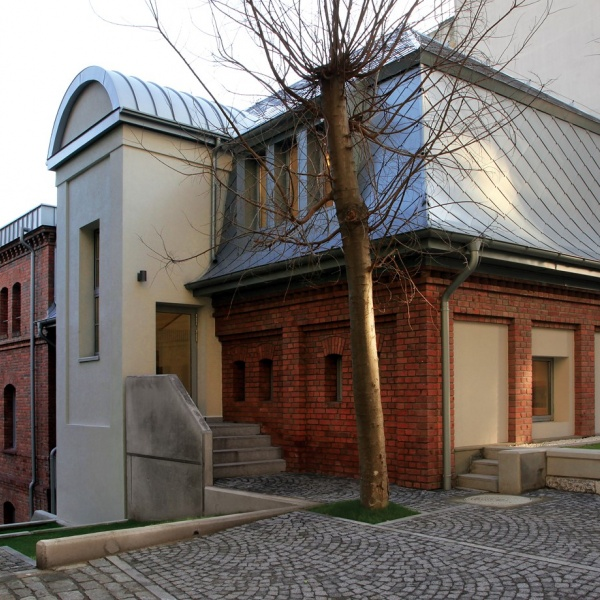 Consulate Genereal of Germany Restoration of Kavas House, 2014