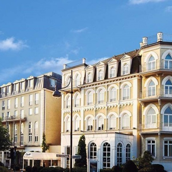 Steingerberger Hotel Bad Homburg, 2016